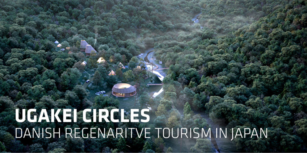 Regenerative tourism project in Japan
