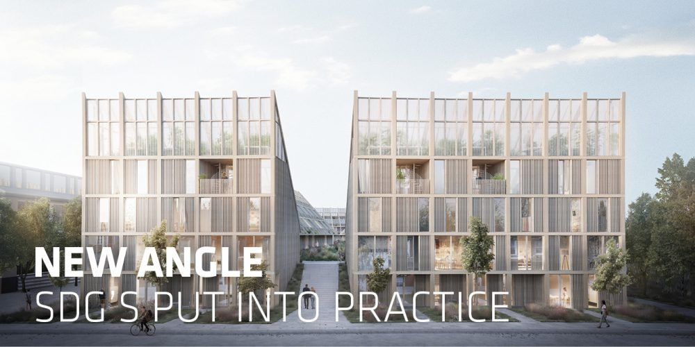 'New Angle' shows how the SDG's can be translated into practice in the construction industry