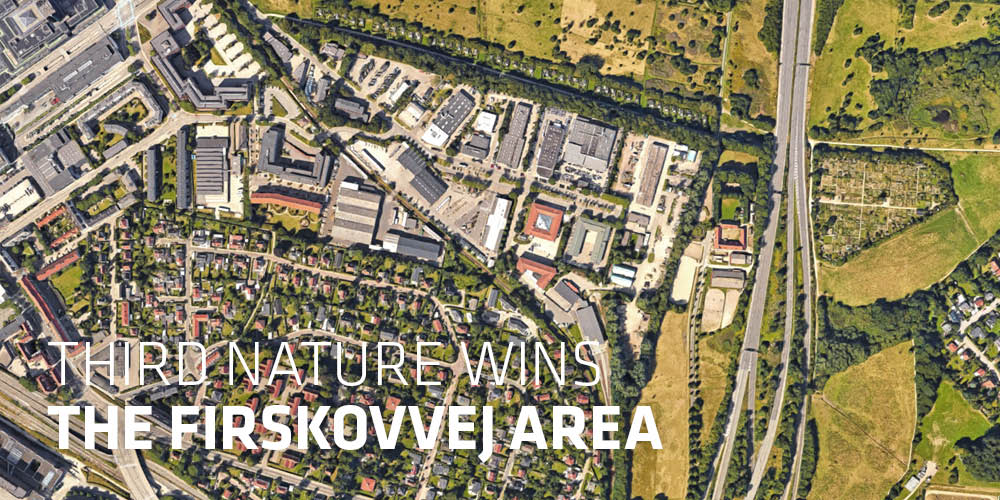 New development- and masterplan in Lyngby-Taarbaek Municipality